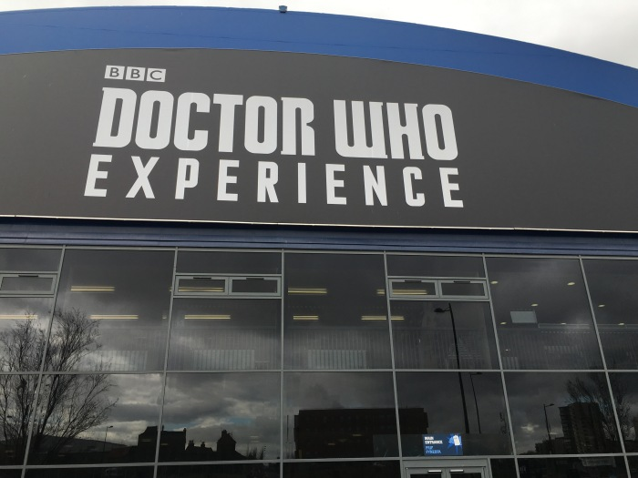 The Doctor Who (and Cardiff) Experience